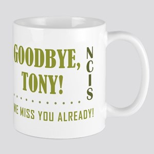 GOODBYE, TONY! Mug