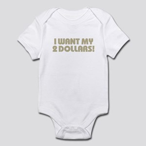 2 Dollars! Infant Bodysuit
