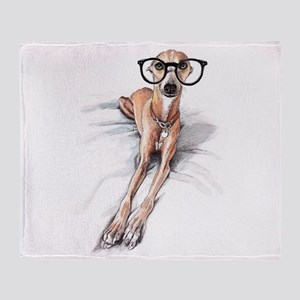 Specsy Throw Blanket