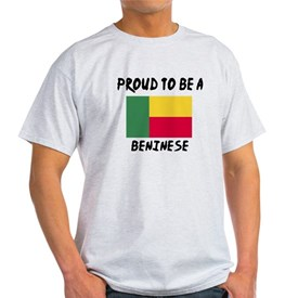 Proud To Be Beninese T-Shirt