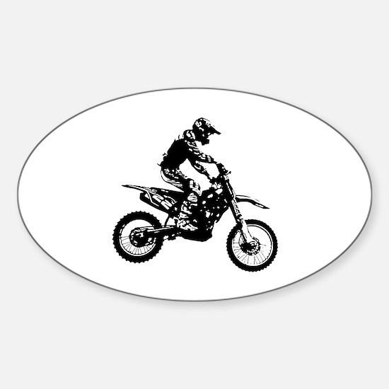 Funny Foto Sticker (Oval)