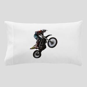 Enduro freestyle Pillow Case