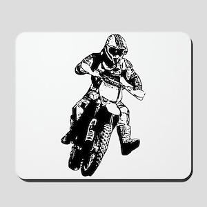 Enduro race Mousepad