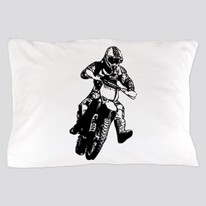 Enduro race Pillow Case