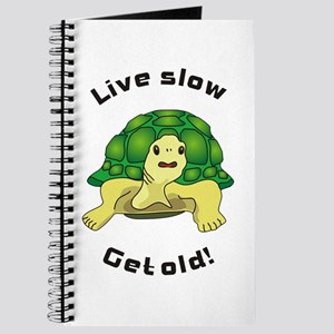 Live slow Journal