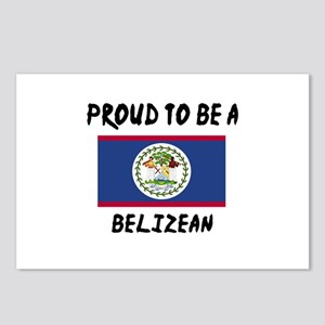 Proud To Be Belizean Postcards (Package of 8)