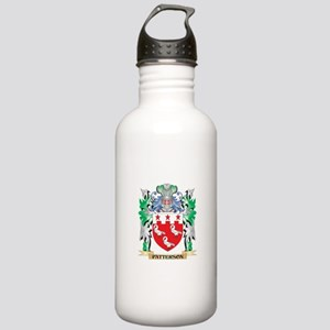 Patterson Coat of Arms Stainless Water Bottle 1.0L
