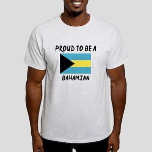 Proud To Be Bahamian Light T-Shirt