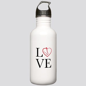 I Love horse riding Stainless Water Bottle 1.0L