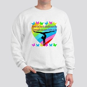 GYMNAST GOALS Sweatshirt