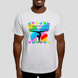 GYMNAST GOALS Light T-Shirt