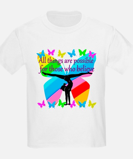 GYMNAST GOALS T-Shirt