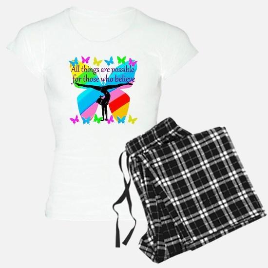 GYMNAST GOALS Pajamas