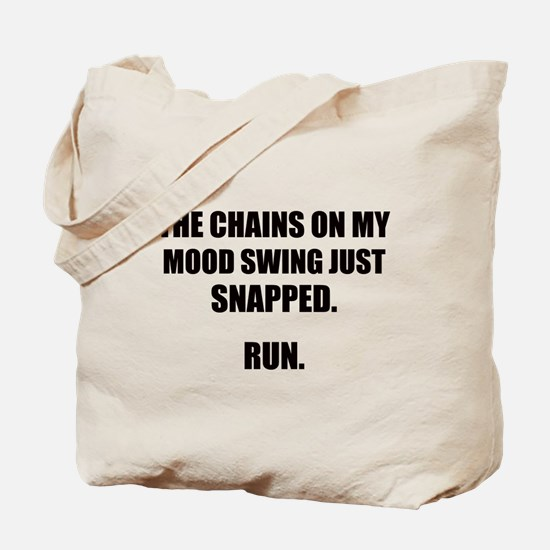 MOOD SWING Tote Bag