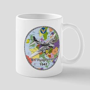 B-17 Flying Fortress WW2 Mug