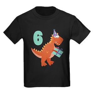 Dinosaur Birthday T Shirts