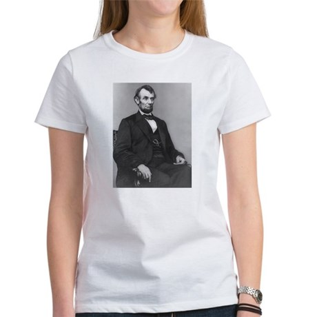 Abraham Lincoln (1864) Women's T-Shirt