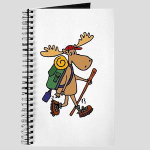 Moose Hiking Journal