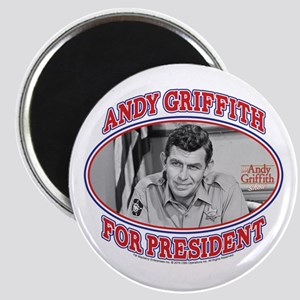 Andy Griffith for President Magnet