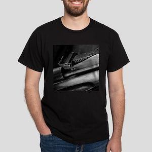Military Rifle Dark T-Shirt