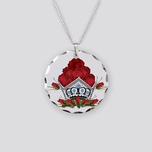 PageantryNOW Crown Necklace