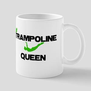 Trampoline Queen Mugs
