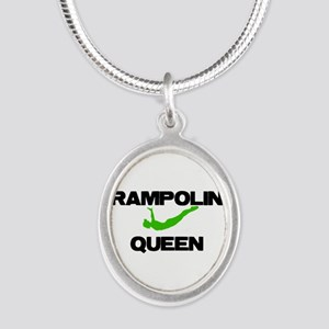Trampoline Queen Necklaces