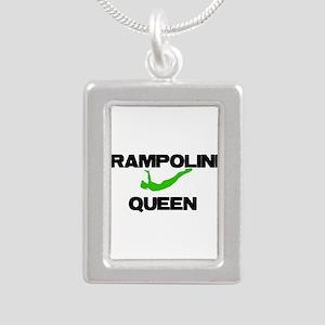 Trampoline Queen Necklaces