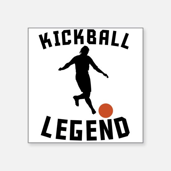Kickball Legend Sticker