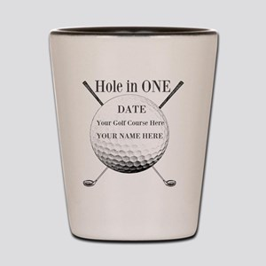 Hole In One Shot Glass