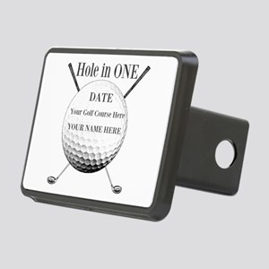 Hole In One Hitch Cover