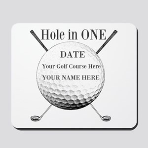 Hole In One Mousepad
