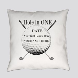 Hole In One Everyday Pillow