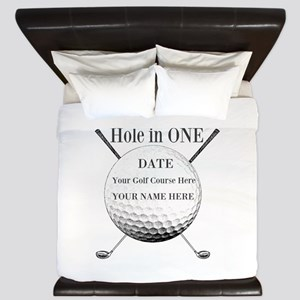 Hole In One King Duvet
