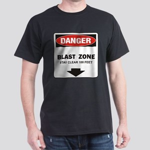 GD BLAST ZONE CLEAR T-Shirt