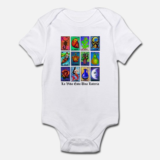Loteria Celeste Infant Bodysuit