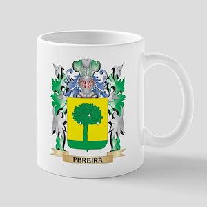 Pereira Coat of Arms - Family Crest Mugs