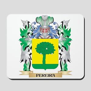 Pereira Coat of Arms - Family Crest Mousepad