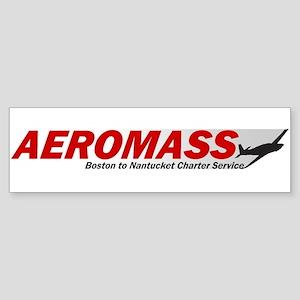 Aeromass Bumper Sticker