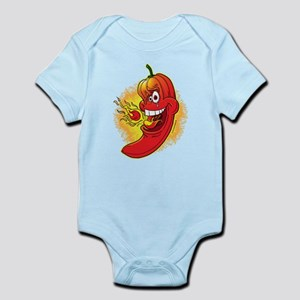Red Hot Chili Pepper Body Suit