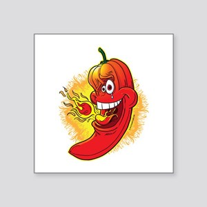 Red Hot Chili Pepper Sticker