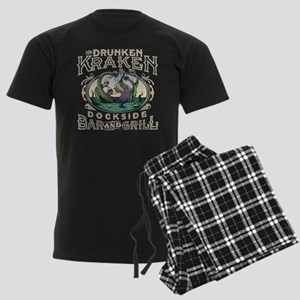 Drunken Kraken Bar and Grill Pajamas