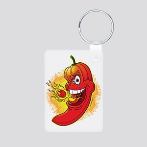 Red Hot Chili Pepper Keychains