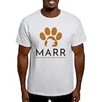 Marr Logo Men's T-Shirt - Select Color