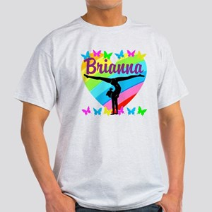 PERSONALIZE GYMNAST Light T-Shirt
