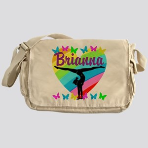 PERSONALIZE GYMNAST Messenger Bag