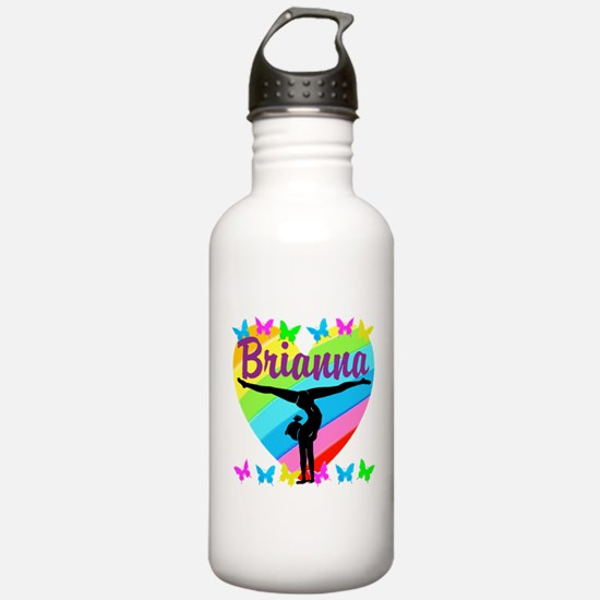 PERSONALIZE GYMNAST Water Bottle