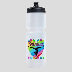 PERSONALIZE GYMNAST Sports Bottle