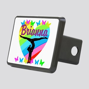 PERSONALIZE GYMNAST Rectangular Hitch Cover