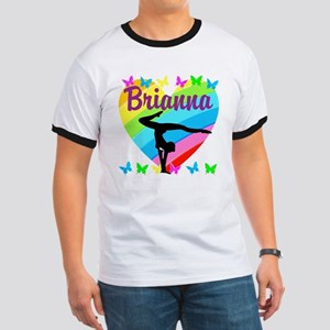 PERSONALIZE GYMNAST Ringer T